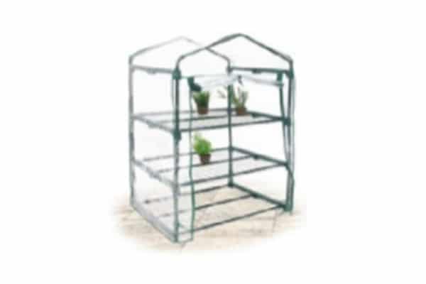 3 tier growing rack