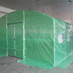 greenhouse kit 10x5 m