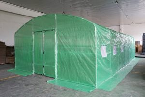greenhouse kit 10x5 m