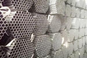greenhouse galvanized tubes