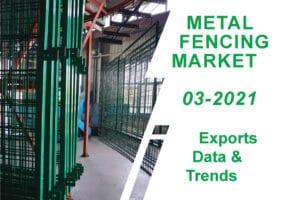 metal fencing market data